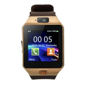 UWatch Smart DZ09 Gold Edition