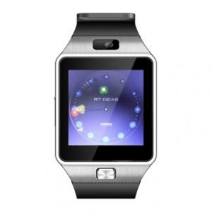 UWatch Smart DZ09 Silver